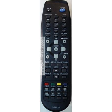 Daljinski za Daewoo televizor RM-827DC/1