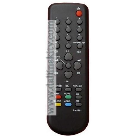 Daljinski za Daewoo televizor R-40A01