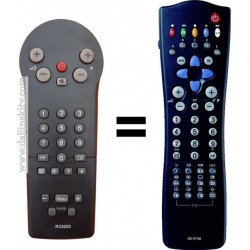 Daljinski za Philips televizor - upravljac RC8205  RC8201