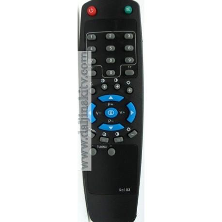 Daljinski za Ei-Nis televizor RC 103