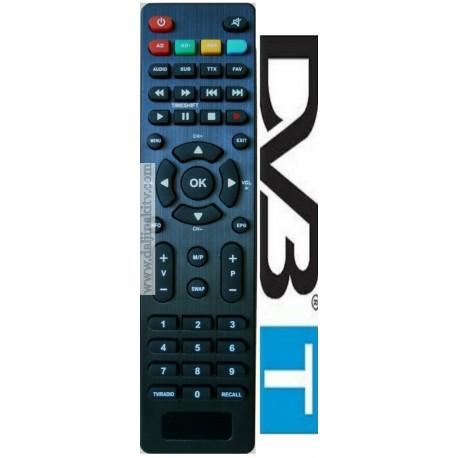 Daljinski za DVB-T2 Xwave
