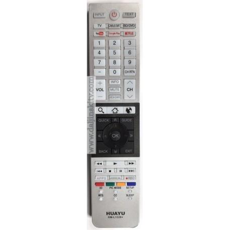 Daljinski za Toshiba Led Smart RM-L1328