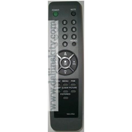 Daljinski za GoldStar 105-210J televizor