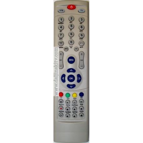Daljinski za IPTV televizor - upravljac