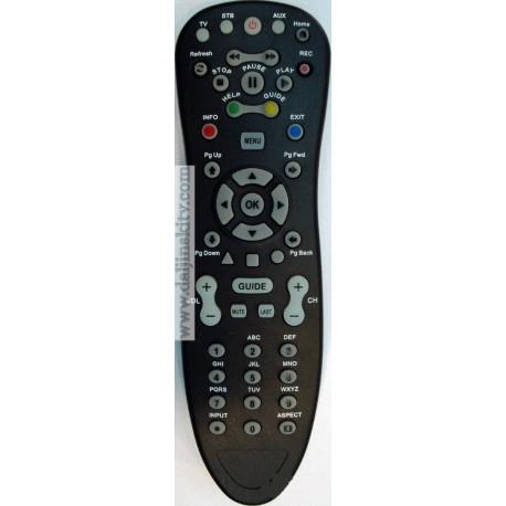 Daljinski za IPTV black-1 televizor upravljac