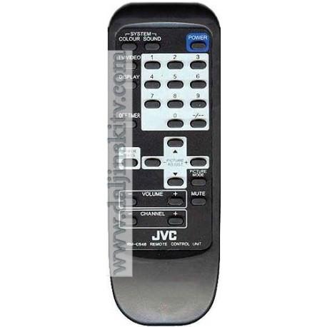 Daljinski za JVC - upravljac RM-C548