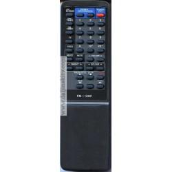 Daljinski za JVC - upravljac RM-C601