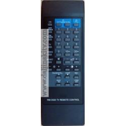Daljinski za JVC - upravljac RM-C620