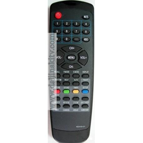 Daljinski za Kopernikus televizor - upravljac KEX1D-C1