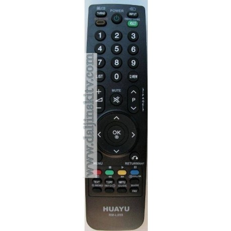Daljinski za LG  LCD/LED/HD TV - upravljac RM-L859/1