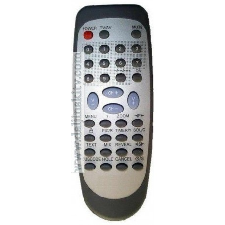 Daljinski za NEO televizor upravljac AD169