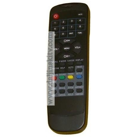 Daljinski za NEO televizor upravljac KEX1D-C47 i KEX1D-C1