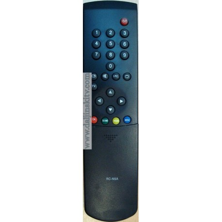 Daljinski za NOKIA televizor upravljac RC-N5A
