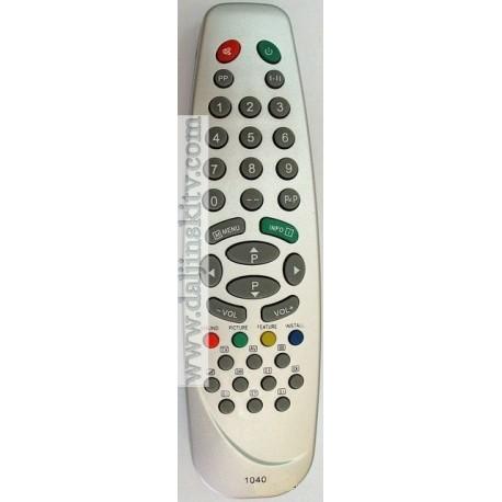 Daljinski za Orion televizor upravljac RC 1040