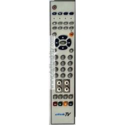 Daljinski za Palladium televizor univerzalni - programirajuci