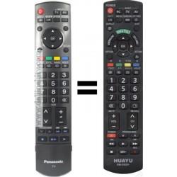 Daljinski za Panasonic televizor upravljac N2QAYB000238