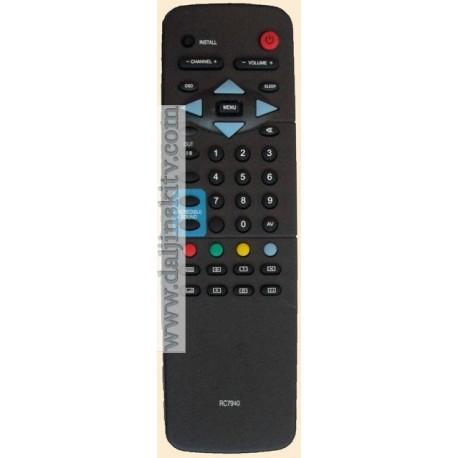 Daljinski za Philips televizor - upravljac 7940-RC7954