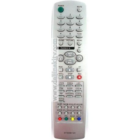 Daljinski za LG - upravljac LG 6710V000112V