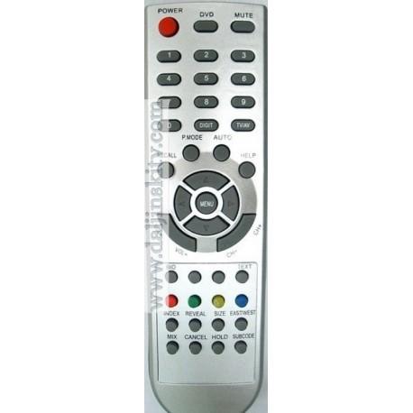 Daljinski za CROWN televizor