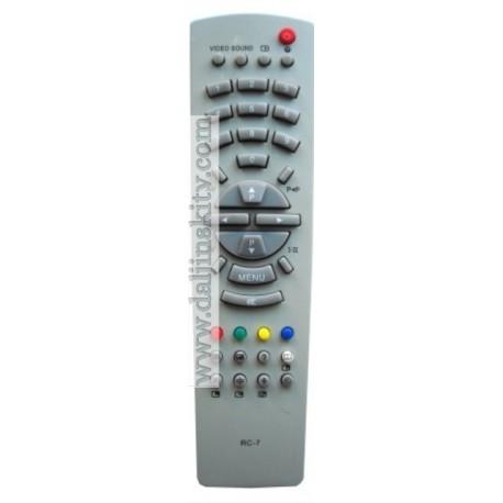 Daljinski za Rolsen televizor TP-7