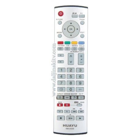 Univerzalni daljinski za Panasonic RM-D630 upravljac