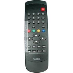 Daljinski za Schneider televizor  RC-2000