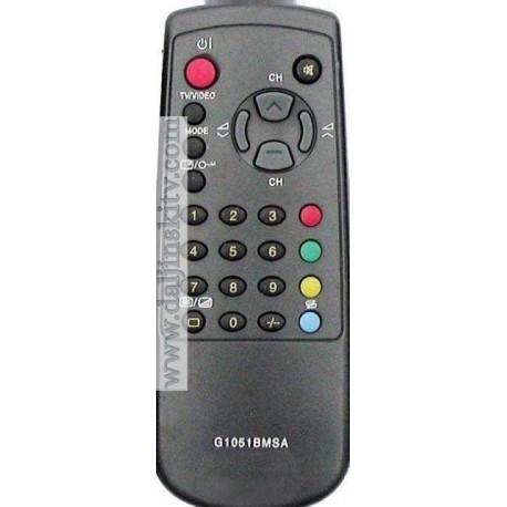Daljinski za Sharp televizor G1051BMSA