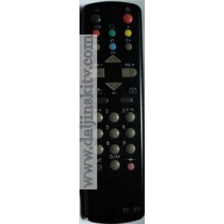 Daljinski za Telefunken RC4865