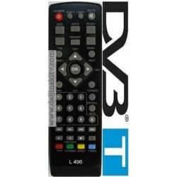 Daljinski za DVB-T2 BEAR