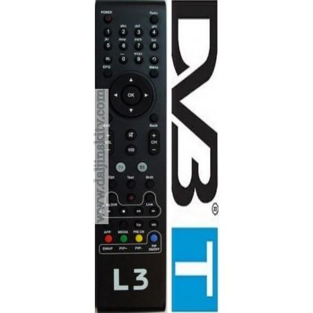 Daljinski za DVB-T L3