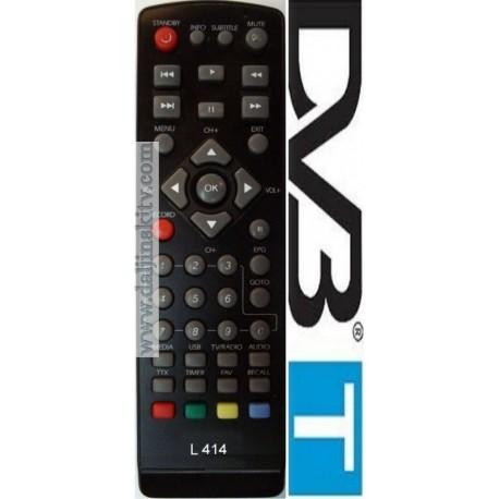 Daljinski za DVB-T2 VIVAX