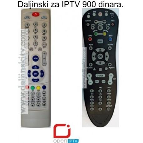 Kodovi za IPTV uređaj