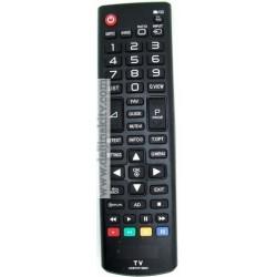 Daljinski z LG Lcd televizore model AKB73715603