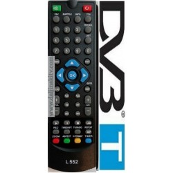 Daljinski za DVB-T2 STAR