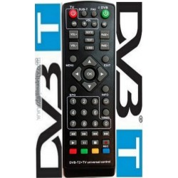 Univerzalni daljinski za Set Top Box  DVB-t2