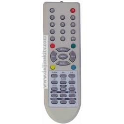 Daljinski za CROWN televizor AD-198