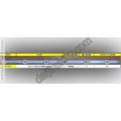 """Pozadinsko osvetljenje za LG 32"""" LGIT A (Velika sociva)"""