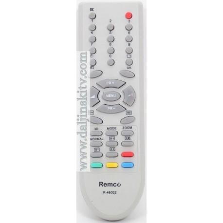 Daljinski za Daewoo televizor R46G22