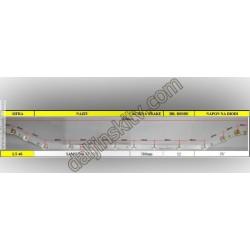 """Pozadinsko osvetljenje za SAMSUNG 32"""" U12"""