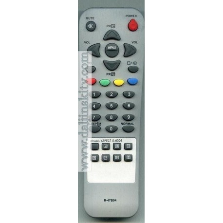 Daljinski za Daewoo televizor R47B04